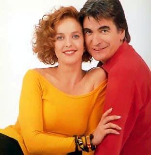 1990 avec Agnès Soral