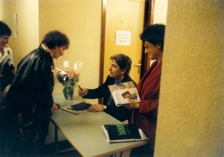 Palais des Congrés 1995