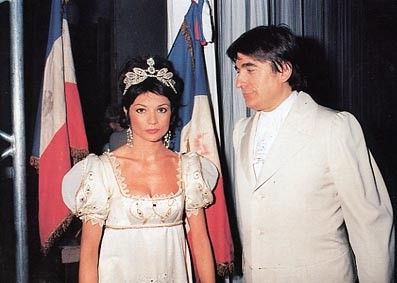 Avec Christine Delaroche DR (droits réservés)