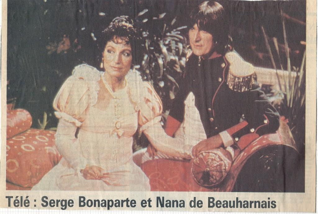 Serge Lama - De Bonaparte A Napoléon