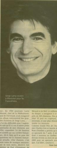 La Presse - août 1999b.JPG